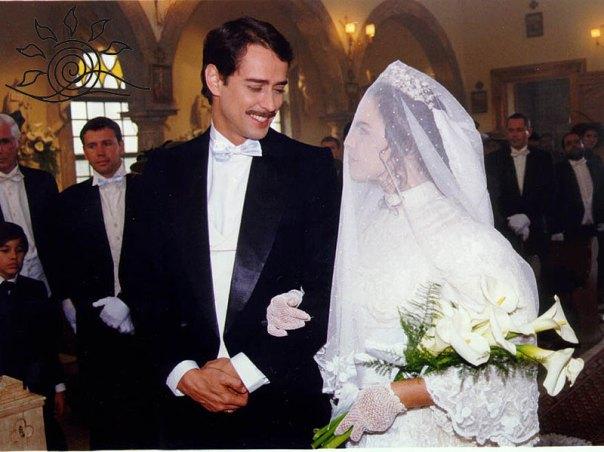 Марко Антонио и Жулиана